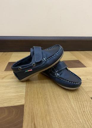Кожанные туфельки ruvel