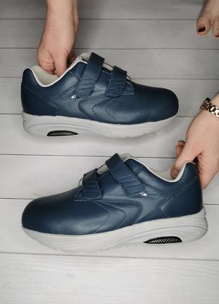 Кроссовки, туфли на широкую ногу 43размер, мокасины