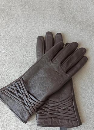 Шикарные кожаные перчатки от ashwood