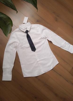 Рубашка для мальчика reserved 11-12 лет 152 см
