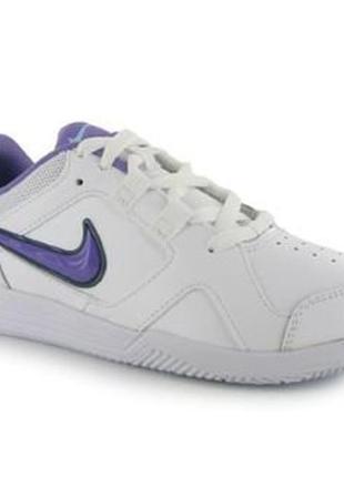 Кожаные кроссовки nike lykin trainers