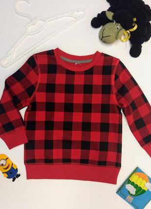 Свитшот кофта на флисе свитер худи george