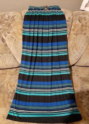 Крутейшая длинная юбка