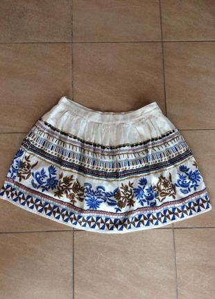Очень красивая юбочка zara