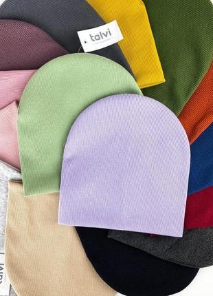 Новинка 😱😍🔥 топ 🔝 любимые шапки в рубчик деми / весна