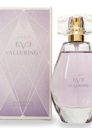 Eve alluring avon парфюм. вода духи эйвон.