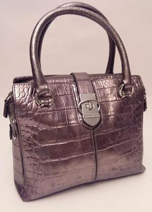 Шкіряна сумка!🌺