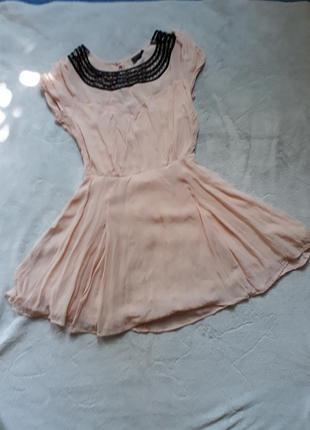 Красивое нежное платье topshop