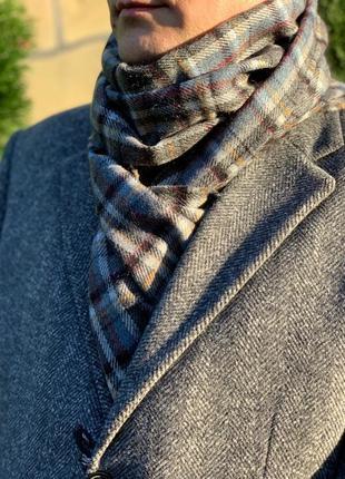 🧣роскошные турецкие шерстяные шарфы качество люкс