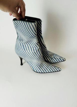 Ботинки от sergio rossi оригинал