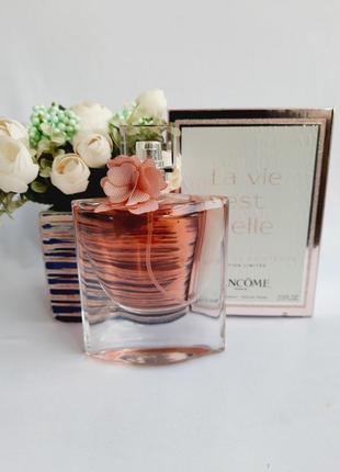 ❣lancome❣la vie est belle bouquet de printemps