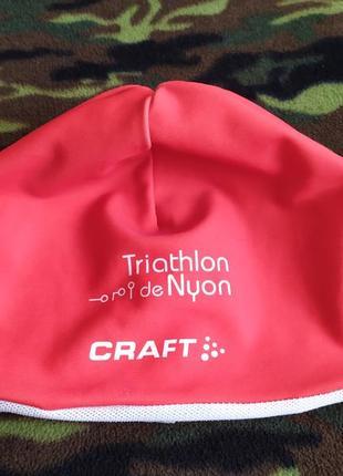 Шапка craft. triathlon.