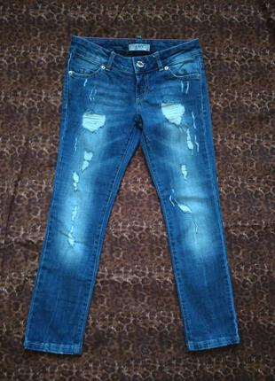 Синие джинсы  amnezia
