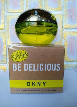 Читайте описание! парфюмированная вода dkny be delicious, распив