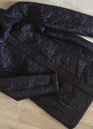 Курточка стеганная