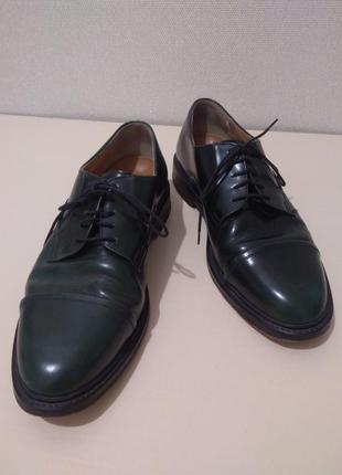 Фирменные мужские туфли echtes leather