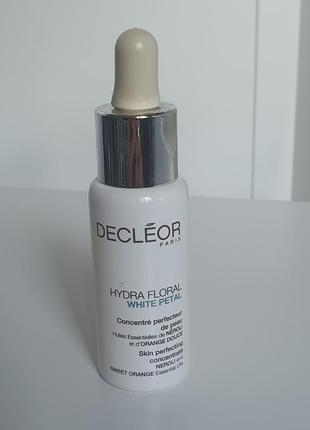 Концентрат для лица decleor hydra floral 20+