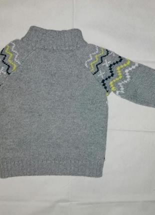 Свитер на мальчика 2 г свитерок /кофта3 фото