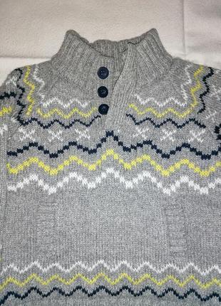 Свитер на мальчика 2 г свитерок /кофта4 фото