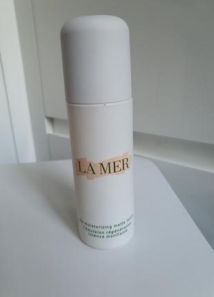 Лосьон для лица la mer the moisturizing matte lotion