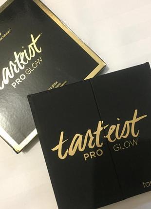 Контуринг для обличчя tarte pro glow