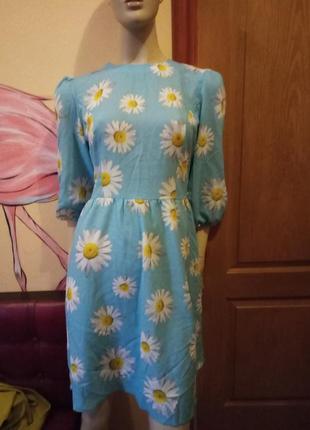 Продам нежное весенне-осенние платье