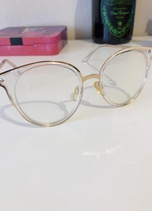 Имиджевые очки от h&m