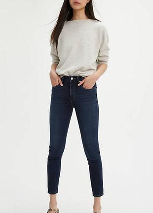 Продам новые оригинальные джинсы levi's 721 (р.31)