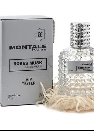 Тестер женский vip roses musk, 60 мл
