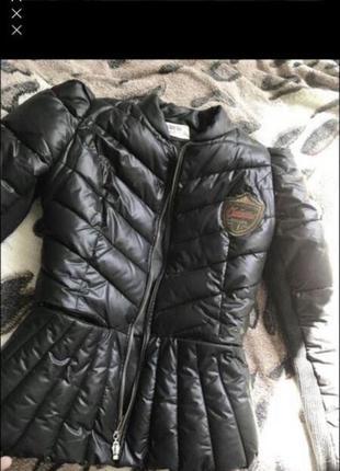 Курточка осінь
