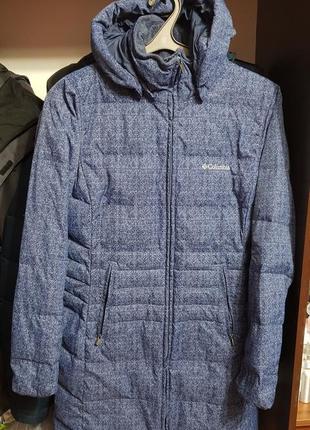 Демисезонная куртка columbia размер m