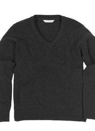 Фирменный школьный свитер пуловер джемпер 7-8 лет