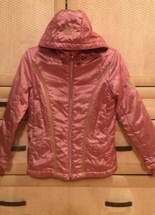 Куртка демисезонная для девочки glissade