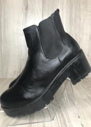 Ботинки queen helene