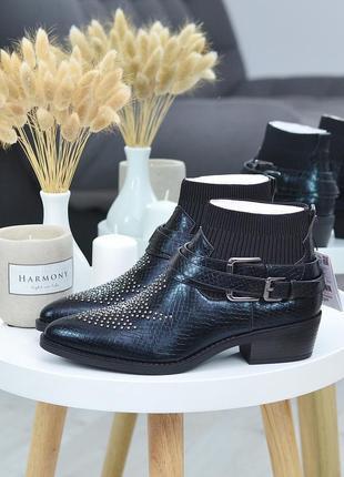 Ботинки bershka на весну