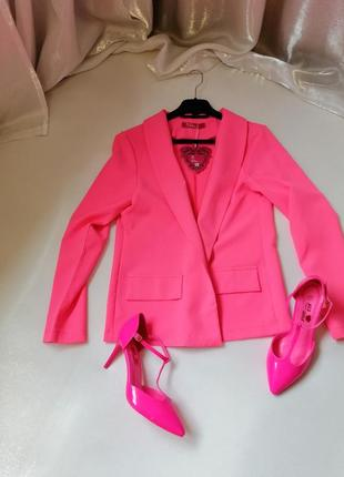 ⛔летний невесомый блейзер пиджак  приятный к талу яркие насыщенные цвета
