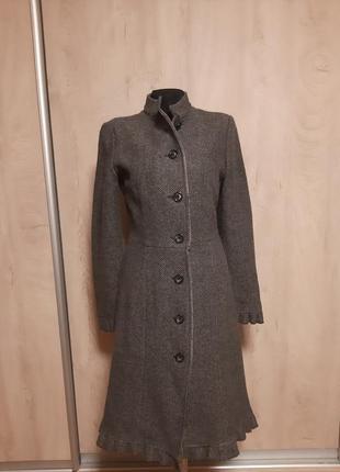 Пальто-платье
