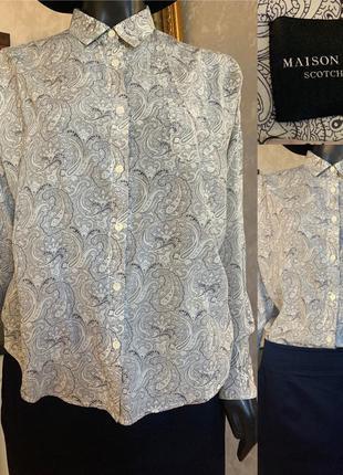 Madison scotch оригинал блуза