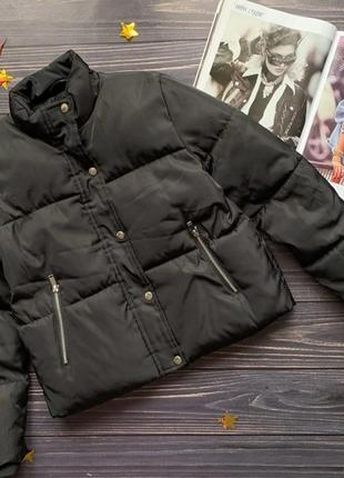 Куртка new look пуфер