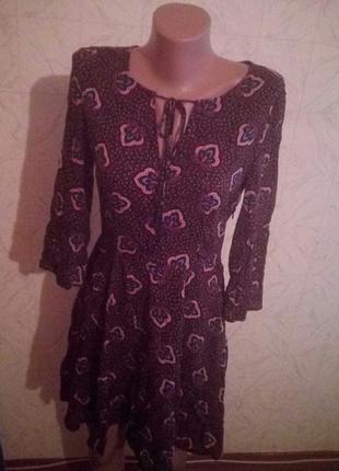 Крутое платье от h&m