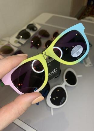 Детские солнцезащитные очки next