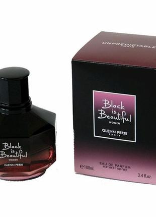 Geparlys glenn perri black is beautiful