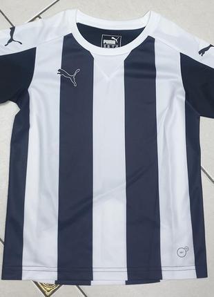 Спортивная футболка puma на мальчика 6-7 лет