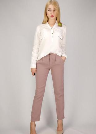 Очень стильные классические брюки