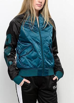Куртка бомбер fila, новая, оригинал из сша