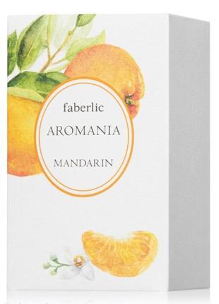 Парфумована вода faberlic aromania mandarin
