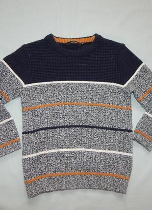 Свитер модный пуловер новый 4-5 лет