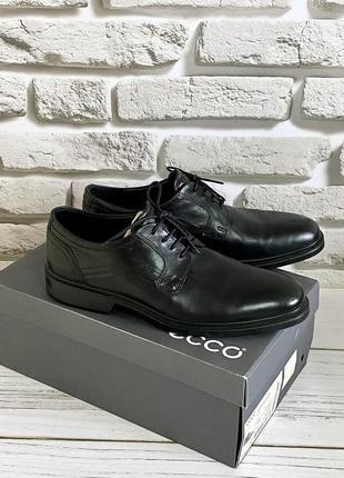 Продам мужские туфли ессо. оригинал. кожа. р  46