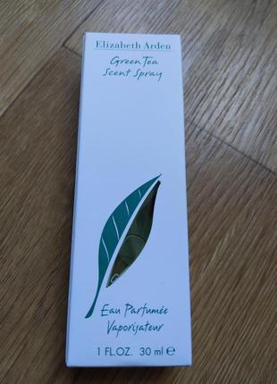 Elizabeth arden green tea парфюмированная вода
