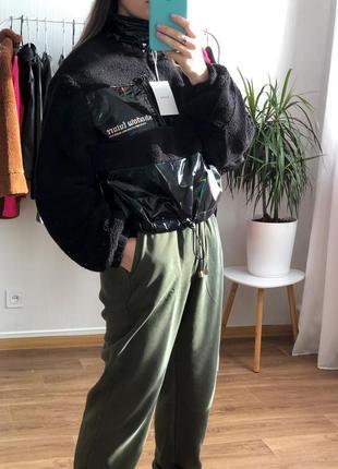 Куртка анорак виниловая куртка2 фото
